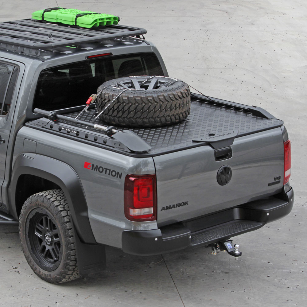 VW Amarok Hard Lid