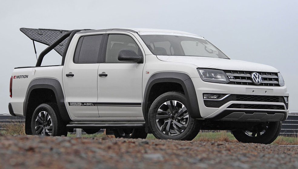 Amarok Dark Label Load-Lid