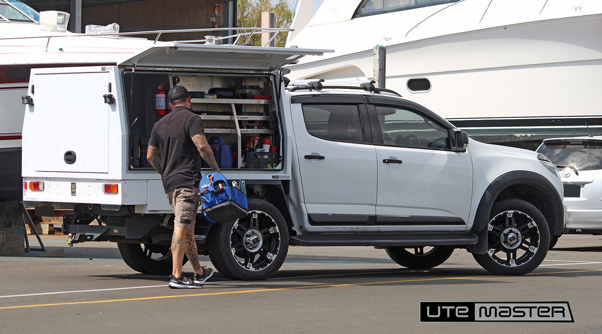 Why a Utemaster Ute Service Body