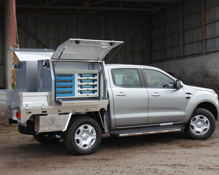 Ford Ranger Deck and Toolbox Utemaster