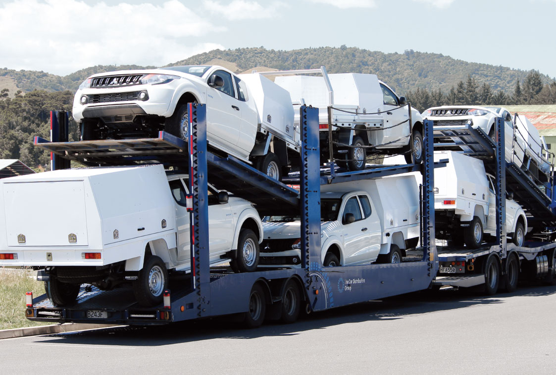 Our Process 12 Car Transporter
